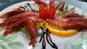 Gamberi rossi di Mazzara, freschezza e qualità del prodotto