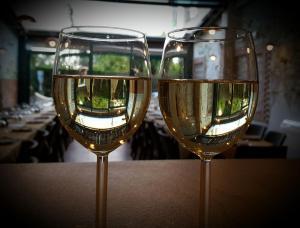 Riflessi di vino